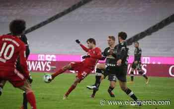 Thomas Müller y Robert Lewandowski le dieron el triunfo al Bayern Múnich - El Comercio (Ecuador)