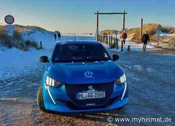 600 Km mit dem neuen E-Peugeot - myheimat.de