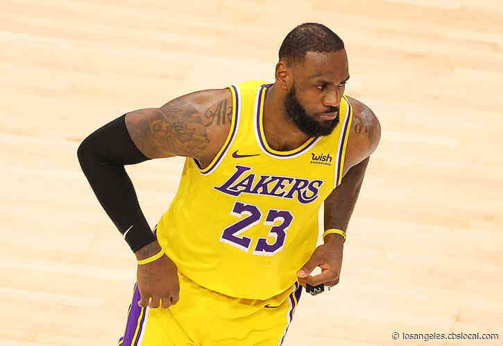 Fans Who Jawed With LeBron James Won't Be Banned From NBA Games