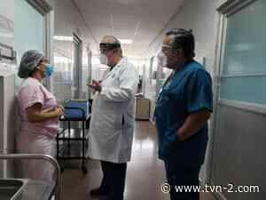 Director de la CSS recorre el hospital de Soná en Veraguas - TVN Panamá