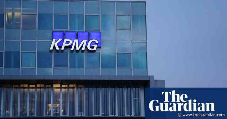 KPMG pays UK partners average of £572,000 each