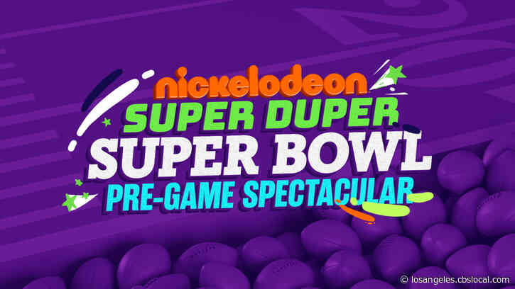 "Nickelodeon Partnering With CBS Sports To Produce ""Nick-ified"" Super Bowl LV Pregame Show"