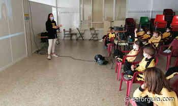 El Colegio Las Colinas organiza una carrera solidaria contra el cáncer junto a la Fundación IN - Saforguia.com