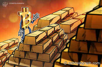 CME chief economist hints Bitcoin is gaining ground on gold as a hedge