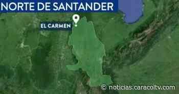 Comunidad grabó los minutos de horror por hostigamiento a militares en Catatumbo - Noticias Caracol