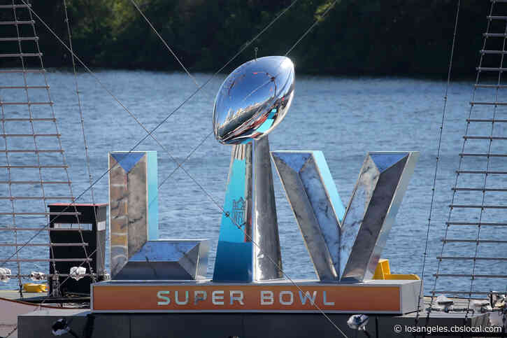 'Play It Safe': Football Fans Urged To Watch The Super Bowl At Home With Their Immediate Families