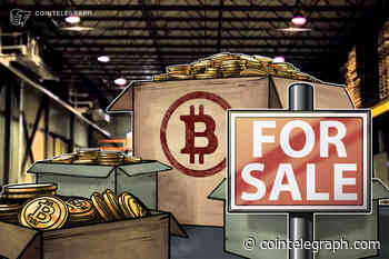 UK investment manager sells off half BTC holdings after $750M win