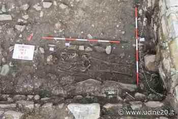 Cividale del Friuli: scoperto spaccato abitato antico grazie ai lavori di riqualificazione - Udine20 2020