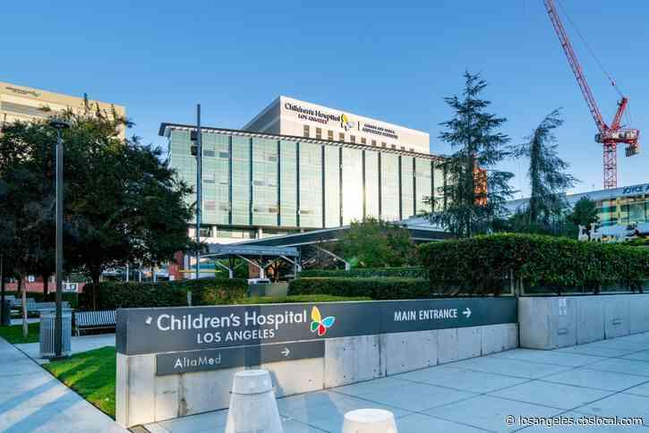 Children's Hospital LA Launches Online Valentine's Drive For Patients