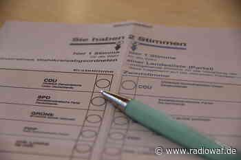 Werden Stimmen der Kommunalwahl in Everswinkel neu ausgezählt? - Radio WAF