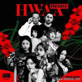 (G)I-DLE x Belgian DJ duo Dimitri Vegas & Like Mike reveal 'HWAA' remix audio teaser - allkpop