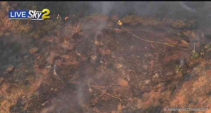 4 Critically Injured After Explosion At Production Site In Santa Clarita