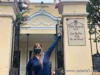 Villa Rosarito, la casona de los fantasmas en Totoral - Cadena 3