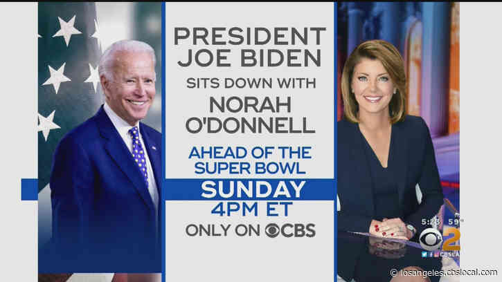 Norah O'Donnell Discusses CBS Evening News' Series On Women And The Pandemic And Her Upcoming Super Bowl Interview With President Biden