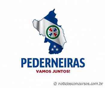 PAT de Pederneiras SP anuncia novas vagas de EMPREGO - Notícias Concursos