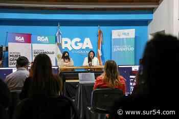 El Municipio de Río Grande realizó una jornada internacional por la paz y la no violencia - Sur54