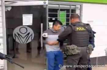 Borracho pasó la noche en sede del Banco Agrario en Jambaló (Cauca) - El Espectador