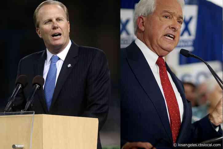 Two San Diegans, John Cox And Kevin Faulconer, Making Calif. Governor's Run