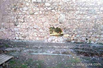 Continúa el vandalismo en Simat: ahora contra el monasterio de Santa Maria - Saforguia.com