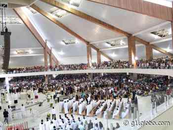 Canção Nova retoma missas presenciais para fiéis em Cachoeira Paulista - G1