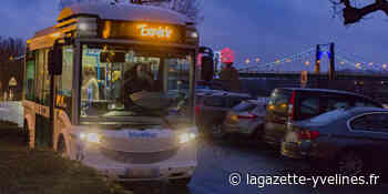 Triel-sur-Seine - Premiers kilomètres pour la navette électrique | La Gazette en Yvelines - La Gazette en Yvelines