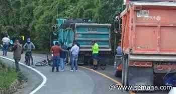 Concejo denuncia preocupante situación vial entre Bogotá y Choachí - Semana