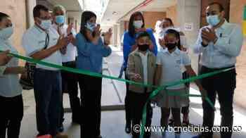 Ministra de Educación inauguró construcción educativa en Supía - BC NOTICIAS - BC Noticias