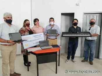 Inauguran hoy sede educativa en Supía - La Patria.com