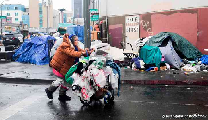 LA To Expand Project Roomkey For Homeless Seniors After Biden Administration Agrees To Fund 100% Of Its Costs