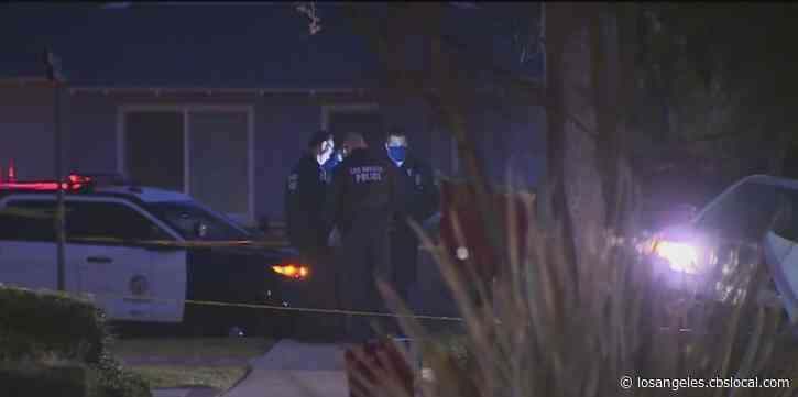 Shooting Leaves One Person Dead In Sherman Oaks Neighborhood, Resident Detained