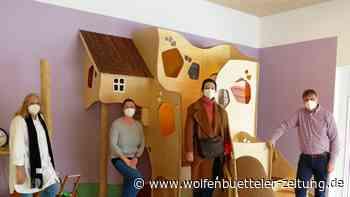 Kita Moorbusch in Cremlingen öffnet ihre Tore - Wolfenbütteler Zeitung
