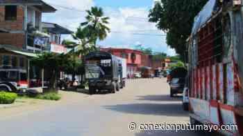 Fallas técnicas mantienen a Puerto Caicedo sin el servicio de energía eléctrica - Conexión Putumayo