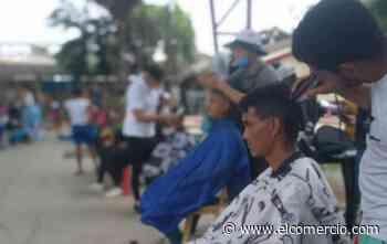 Una caravana de solidaridad para caminantes venezolanos en Huaquillas - El Comercio (Ecuador)