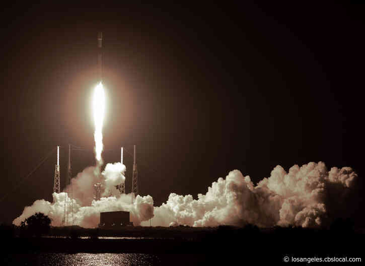 Falcon 9 Rocket Launches 60 Starlink Satellites, Just 27 Days After Last Mission
