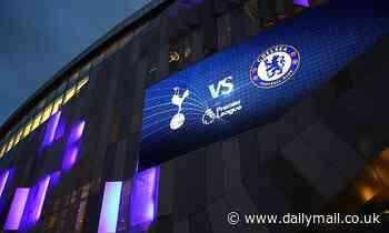 Tottenham vs Chelsea - Premier League: Live score, lineups and updates