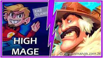 Deck da Comunidade: Highlander Mage, usado por Nightmare - Card na Manga