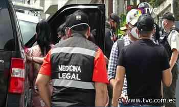 Hombre fue asesinado de siete disparos en Montecristi - tvc.com.ec