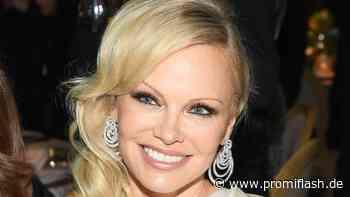 So schön sah Pamela Anderson bei ihrer sechsten Hochzeit aus - Promiflash.de