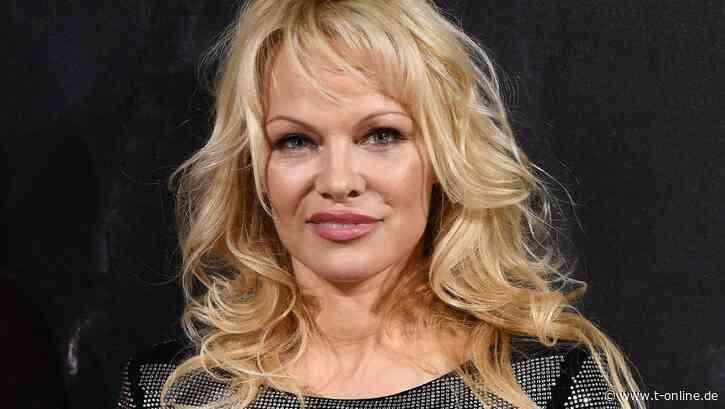 Pamela Anderson hat wieder geheiratet: Ehe Nummer sechs mit ihrem Bodyguard - t-online