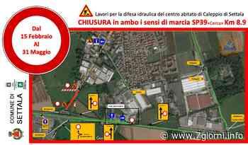Settala: la Provinciale Cerca chiude per tre mesi - 7giorni