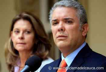 Duque le está haciendo competencia al culebrero de Vijes – Proclama - Proclama del Cauca