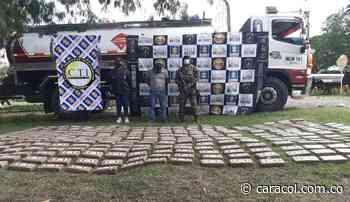 Incauntan en Yumbo, Valle, cocaina avaluada en 6 millones de dolares - Caracol Radio