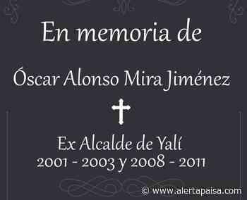A ex alcalde de Yalí, Antioquia, lo mataron en el tercer atentado - Alerta Paisa