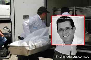 Consternación en Antioquia: exalcalde de Yalí fue baleado frente a sus padres - Diario del Sur