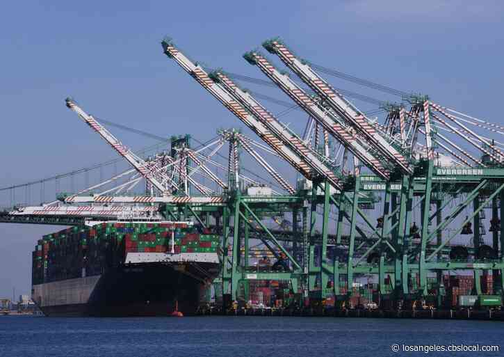 Long Beach Port Director Calls For Workers To Be Vaccinated Immediately