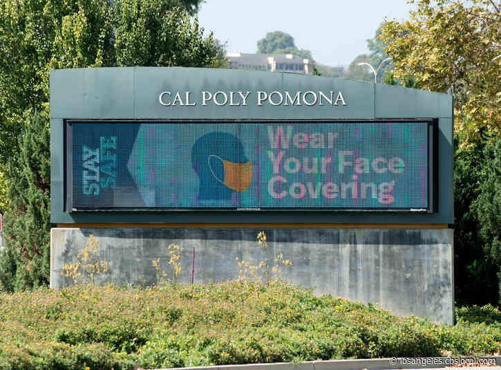Cal Poly Pomona Site Capable Of Vaccinating Up To 10,000 A Day Opens Friday