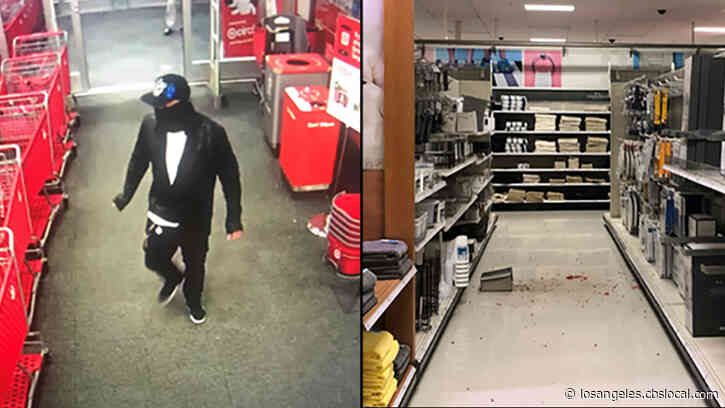 Man Wanted For Setting Off Fireworks At Target In Vista; Incident Was Feared To Be Active Shooter
