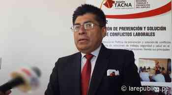 Tacna: fallece exalcalde de la provincia Tarata, German Valdez Copaja - LaRepública.pe