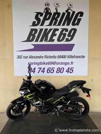 Kawasaki Z 400 J 2020 à 4990€ sur VILLEFRANCHE SUR SAONE - Occasion - Motoplanete