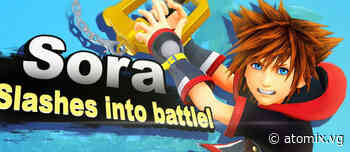Sora por fin ha llegado a Super Smash Bros Ultimate, pero... - Atomix